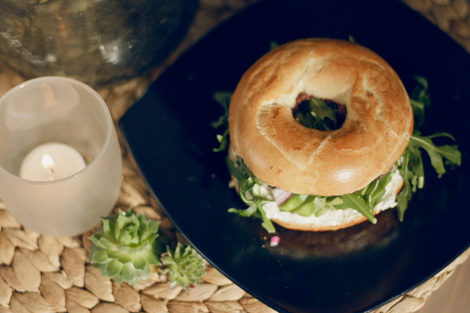 avocado bagel