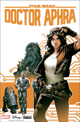 STAR WARS: DOCTOR APHRA #1