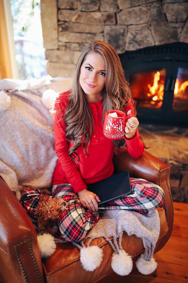 Ralph Lauren Christmas Pajamas