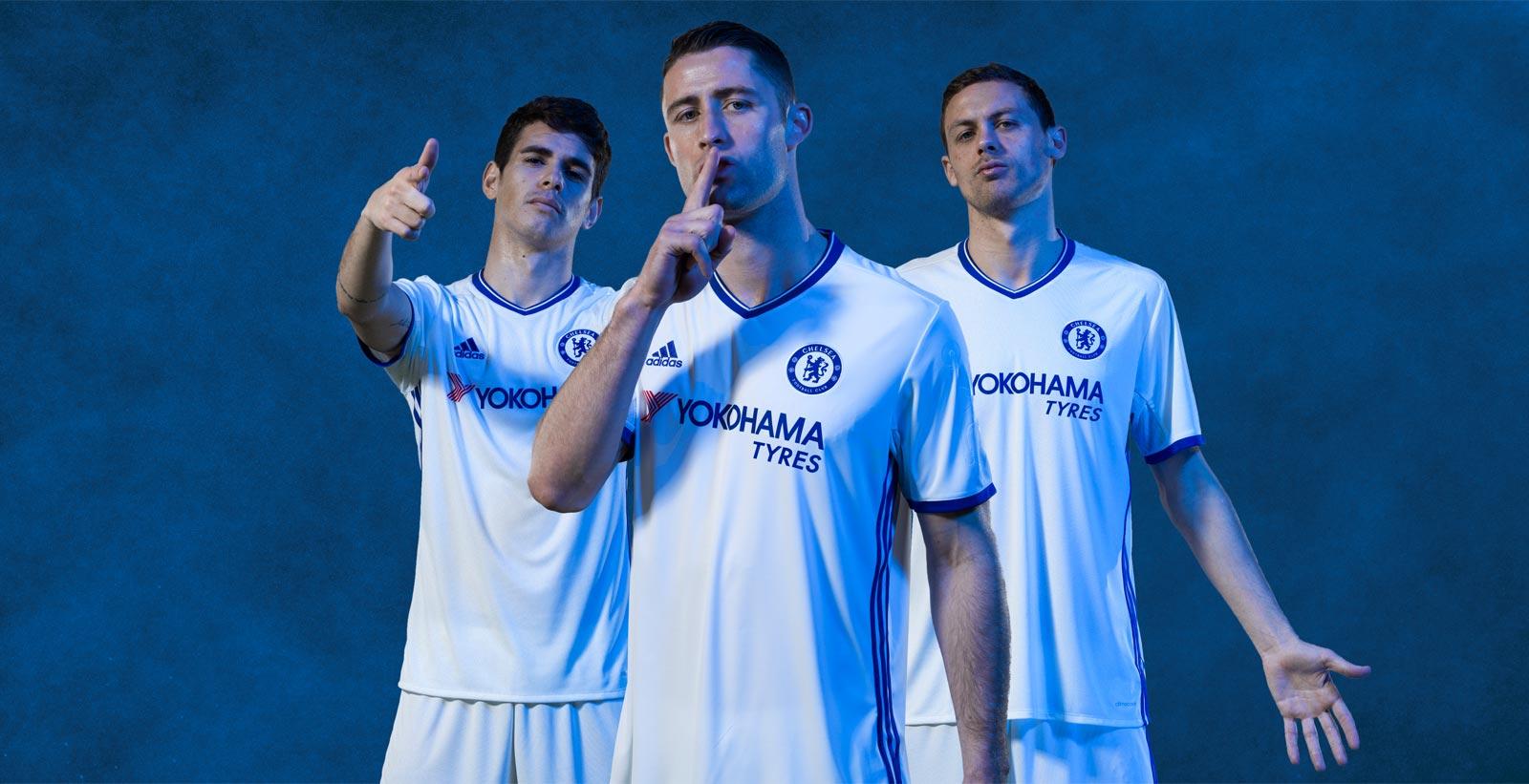 Chelsea 17 18 trikot