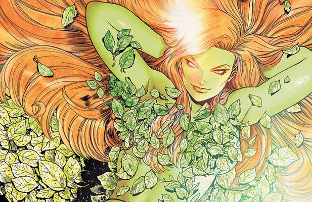 Sejarah Asal-Usul Poison Ivy (New Earth)