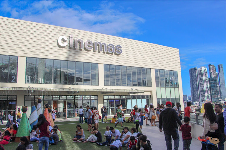 Cinema in Ayala Mall, Circuit Lane, Makati