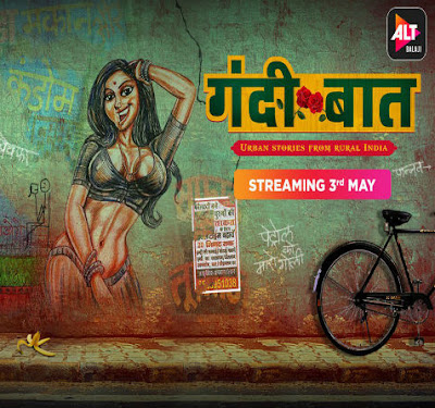 gandhii baat web series first look promo