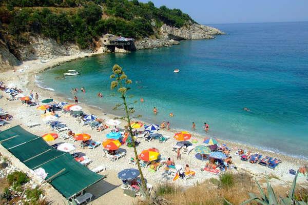 Saranda, sitios turísticos de Albania
