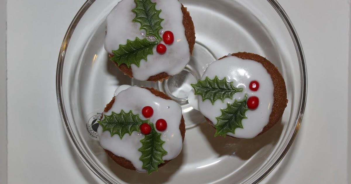 Joulumuffinssit