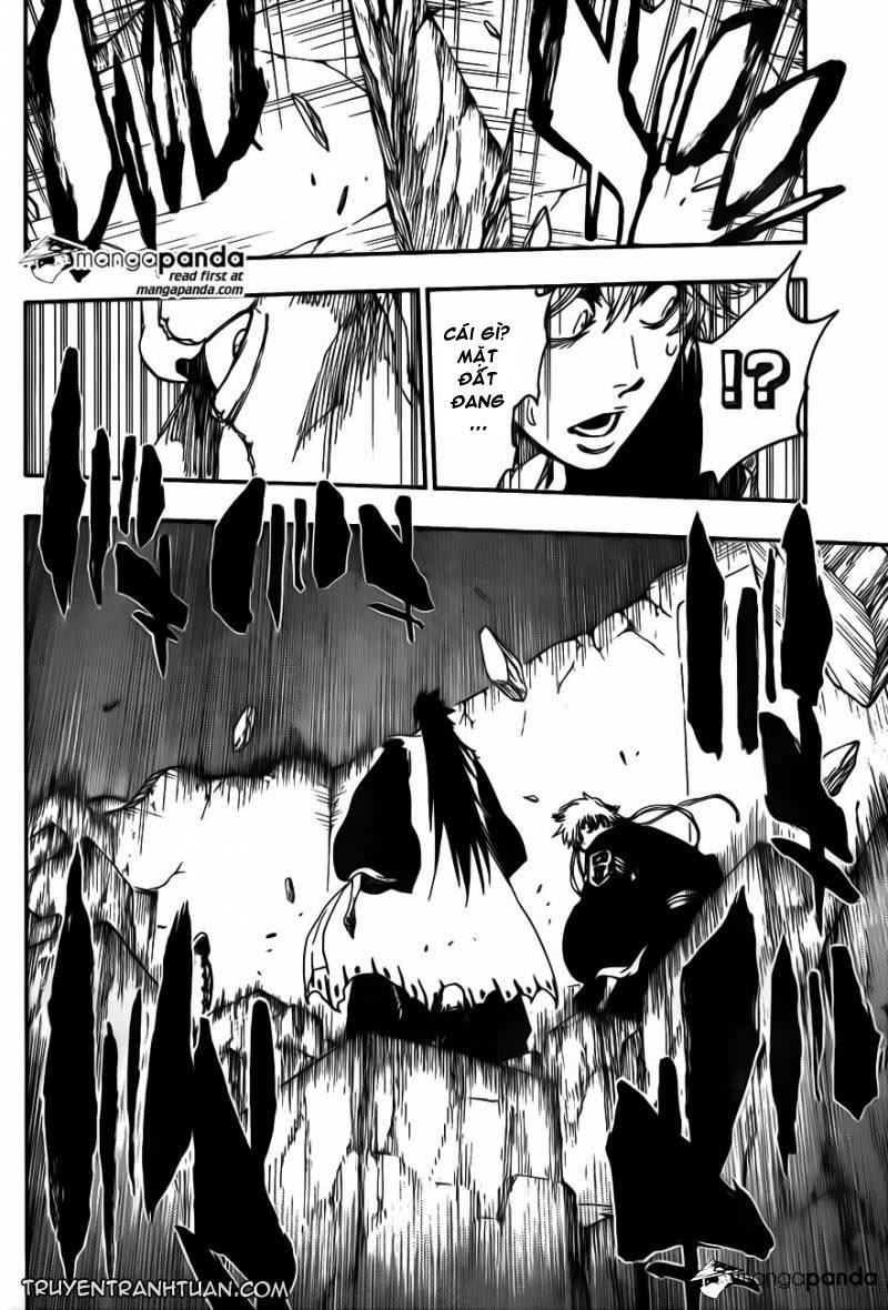 Bleach chapter 573 trang 10
