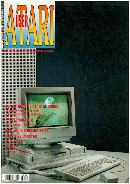 Atari User #27 (27)