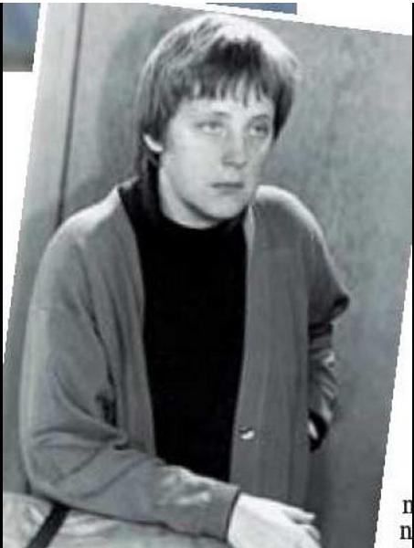 Angel Merkel 70s