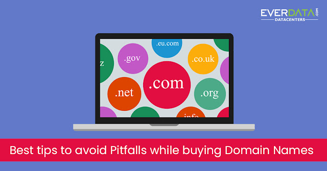 Best tips to avoid pitfalls while buying domain names