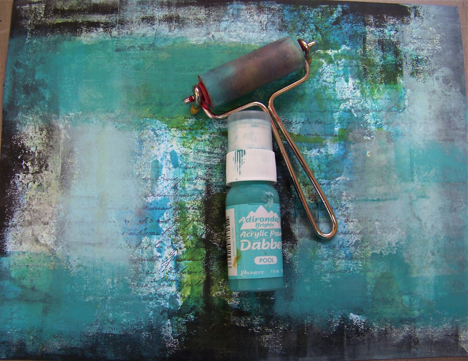 Toning Down Paint Colour In Bathroom