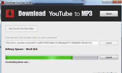 Download YouTube To MP3 1.1 Offline Installer