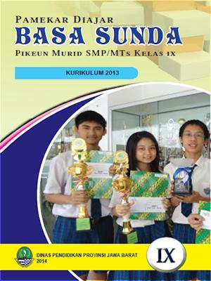 Blog Ilmu Matematika Buku Bahasa Sunda Kelas 9 Kurikulum 2013 Oleh Yoyo Apriyanto Phone