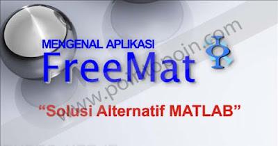 Mengenal Aplikasi FreeMat