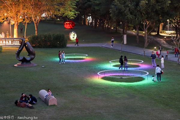 台灣國際光影藝術節「光之書寫」1/18-3/1,8件絕美光影裝置
