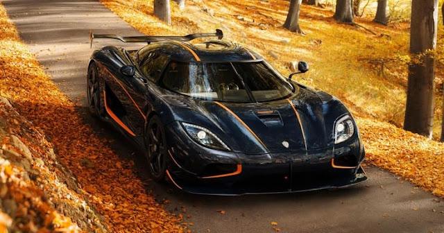 Se dice que este es el auto más rápido del mundo, y es sueco