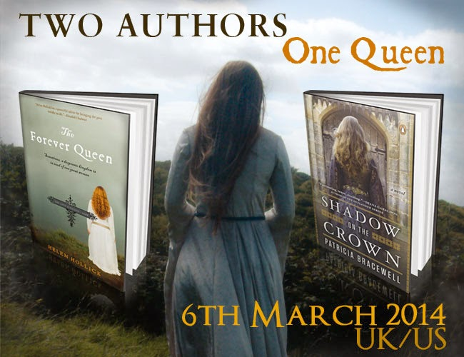 Two Authors - One Queen 2014