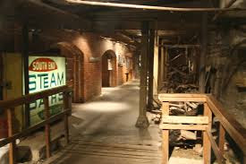 Seattle Underground - USA.