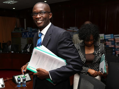 IEBC CEO Ezra Chiloba. PHOTO | FILE