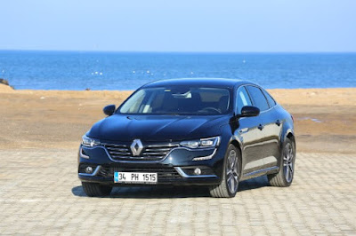 Renault Talisman Yorumları