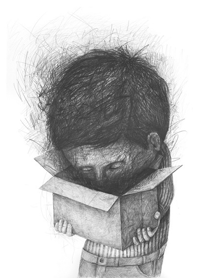 """Box"" - Stefan Zsaitsits - 2013 