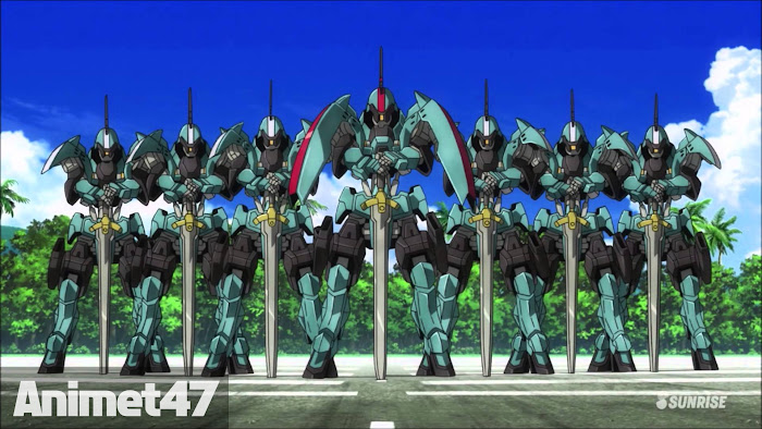 Ảnh trong phim Mobile Suit Gundam: Iron-Blooded Orphans 2nd Season 1