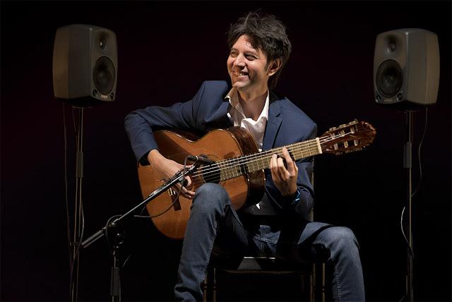 david Carmona - Jornadas Flamencas de Fuenlabrada - Teatro Tomás y Valiente (Fuenlabrada) - 4/3/2018