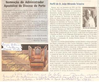 6190f40da2 ... D. Armindo (anteriormente também auxiliar e titular da diocese de  Viana) e um outro Auxiliar e Administrador Apostólico da Diocese do Porto