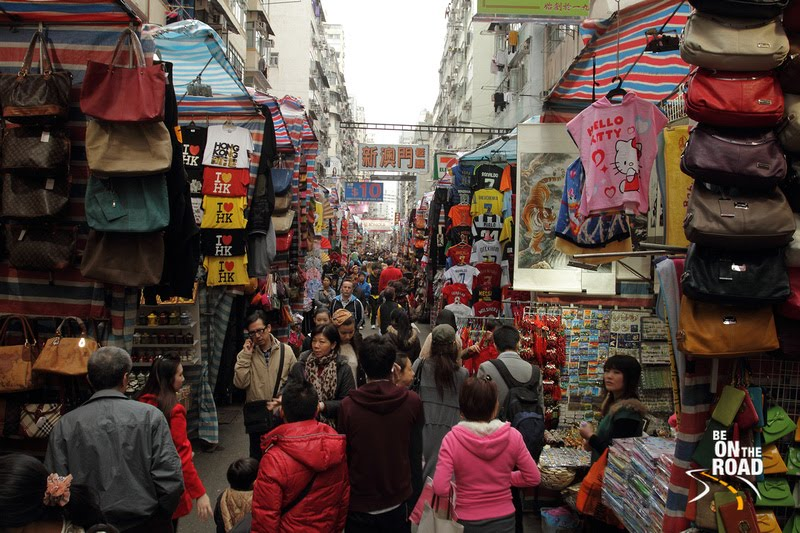 Mongkok Shopping Experience, Hong Kong