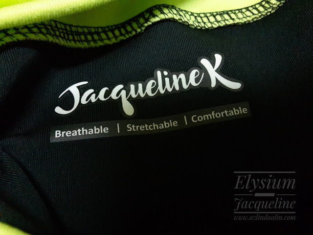 Tudung Jacqueline K Elysium Series Quick Dry dan Selesa