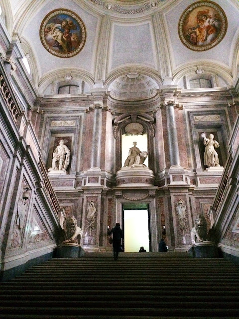 Staircase-Caserta