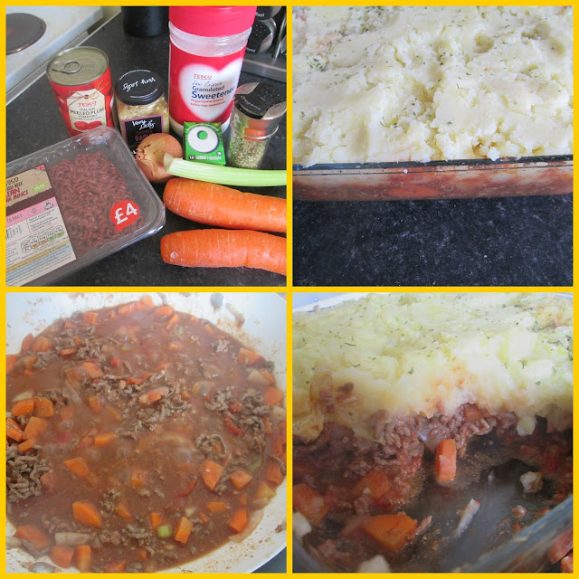 slimming world cottage pie