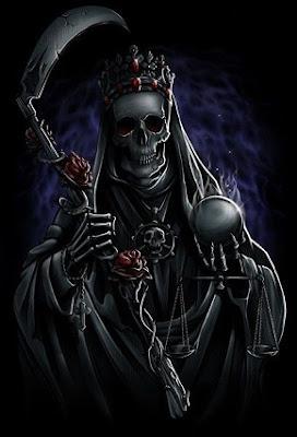 Adoración Santa Muerte