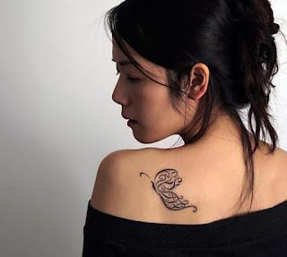 self strength tattoos butterfly