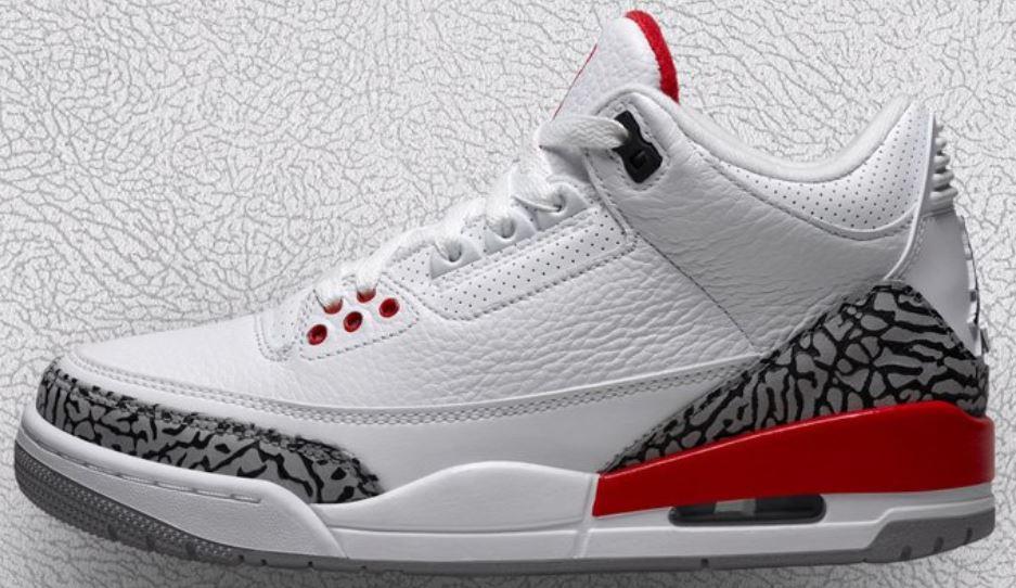 7058e61abb5 Air Jordan 3 Retro