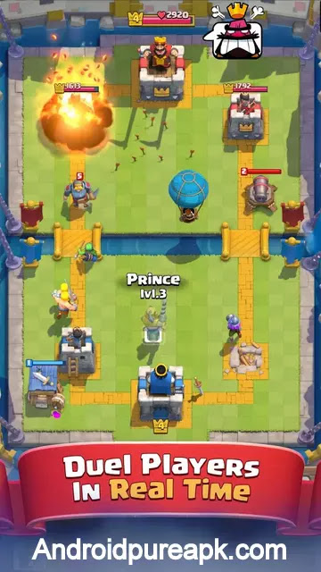 Clash Royale Apk Download Mod+Hack