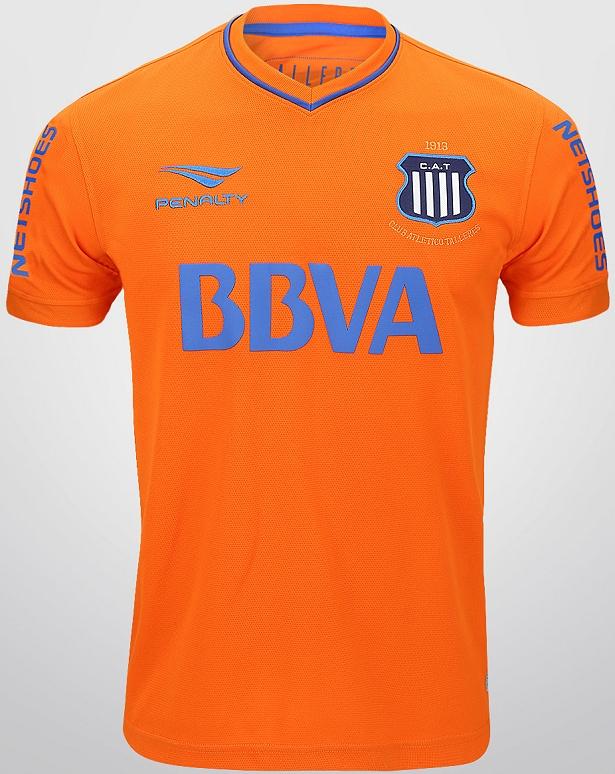 6f9a0c96b8 Penalty divulga nova camisa reserva do Talleres de Córdoba - Show de ...