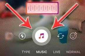cara menambahkan musik lagu insta story stories ig