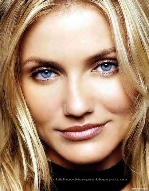 Cameron Diaz Eye Makeup