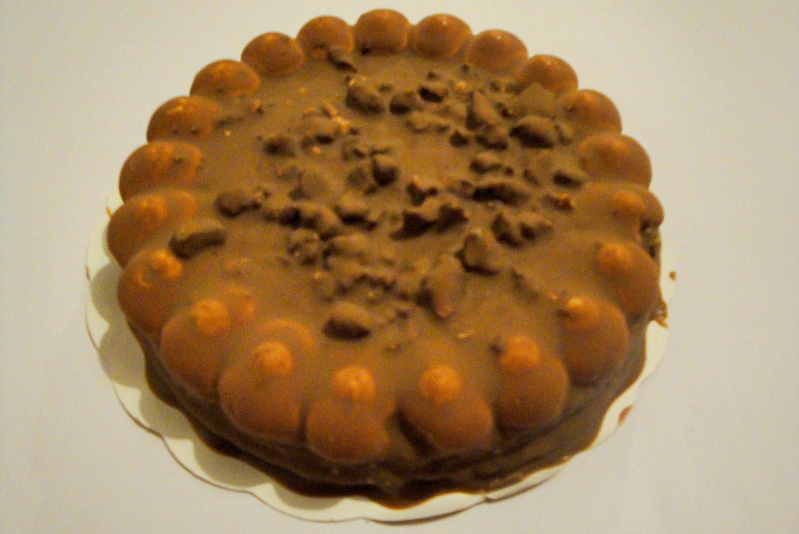 Toblerone Chocolate Cake Recipe