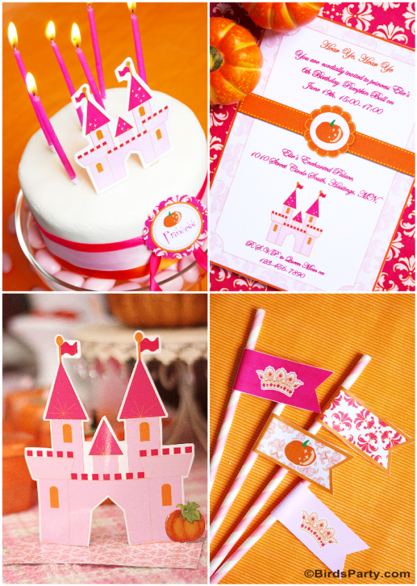 Top 10 Kids Birthday Party Themes & Printables - BirdsParty.com