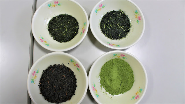 Dégustation de thé - Sasama