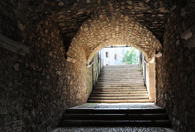 grad Rihemberk pri Braniku, vipavska dolina