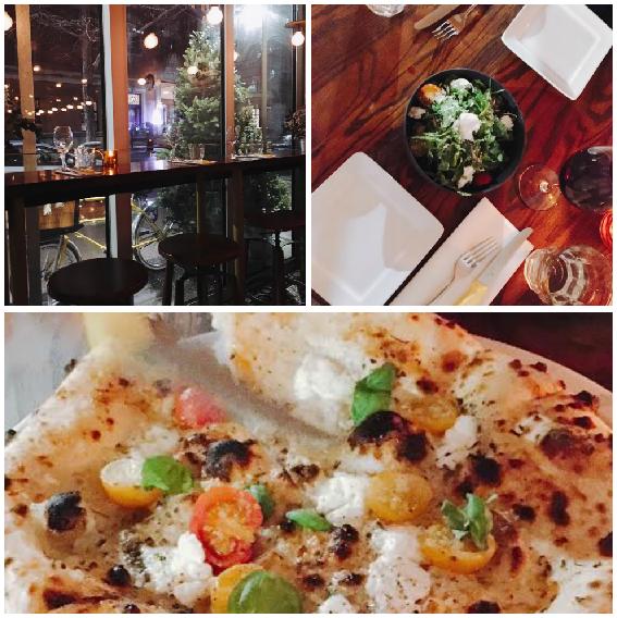 Pizzeria 900 in Montréal, Canada