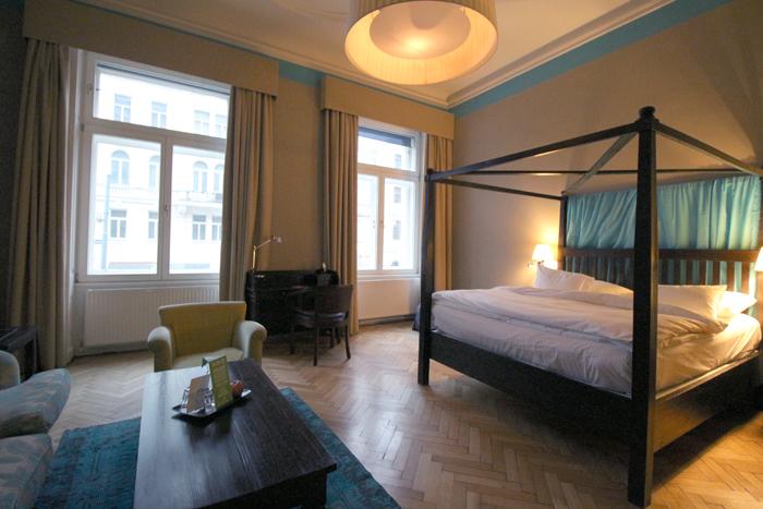 Zimmer im Altstadt Vienna