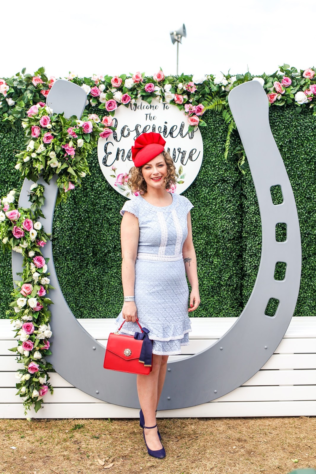 Visit the Goldfields Girl blog for more photos of Geelong Cup Fashions on the Field