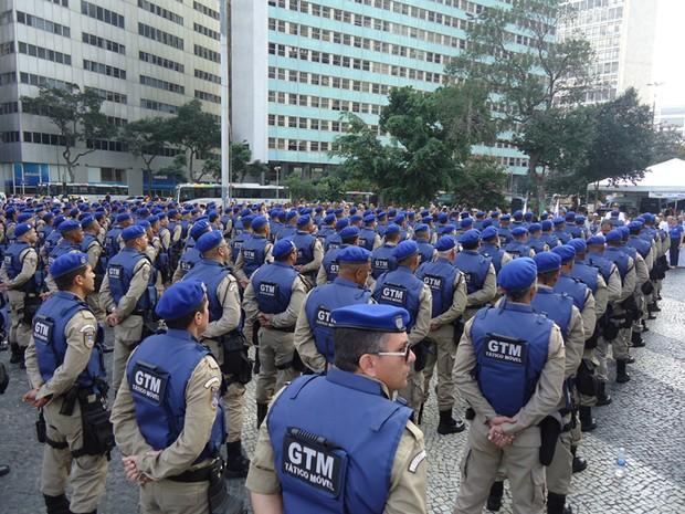 Crivella quer Guarda Municipal do Rio de Janeiro (RJ) no policiamento