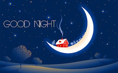 Good Night HD Wallpaper Free Download