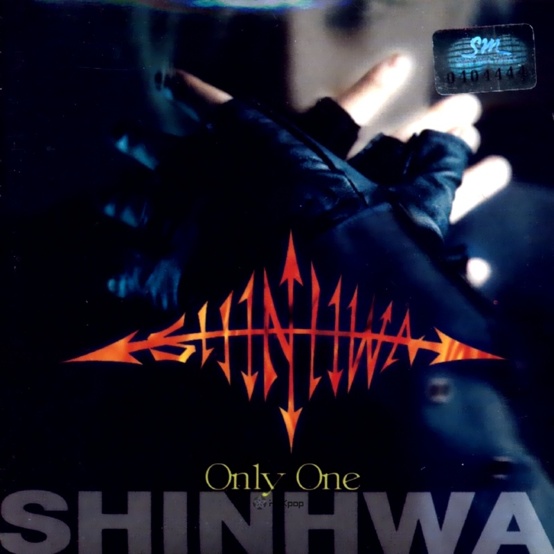SHINHWA – Vol.3 Only One (ITUNES MATCH AAC M4A)