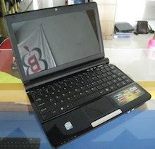 jual netbook 2nd inforce py737