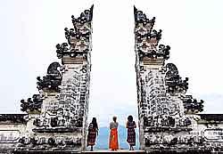 Lempuyang Temple in Bali